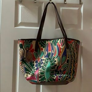 Neiman Marcus Canvas Tote Bag